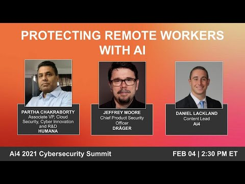 Panel: Protecting Remote Workers with AI