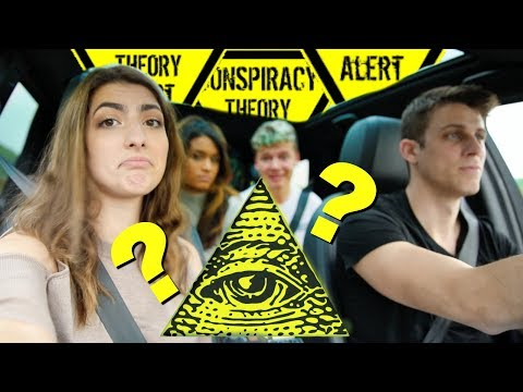 Finding The City That Doesn't Exist (Conspiracy Theory)