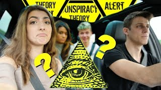 MOVIE CONSPIRACY THEORIES
