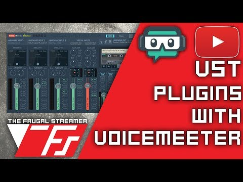 Streamlabs OBS (Slobs) Free VST & Mic Filters Recording (2018