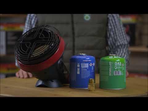 How to Set up Mr.Heater LittleBuddy Indoor Propane Heater?