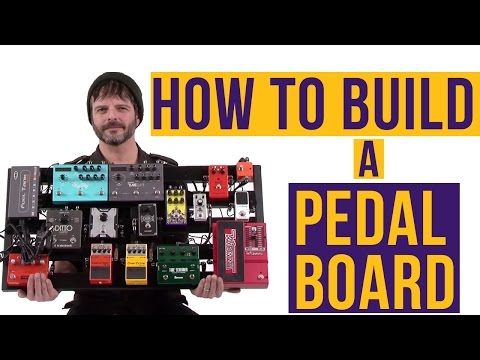 how-to-build-a-pedal-board!