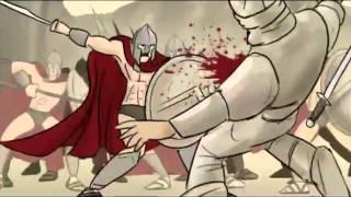 300 спартанцев: как это должно было закончиться