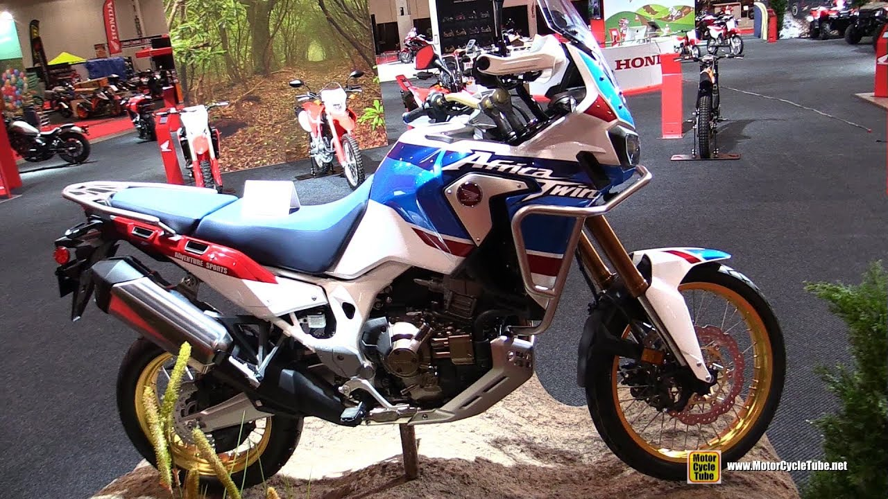 2018 honda africa twin as adventure sports walkaround. Black Bedroom Furniture Sets. Home Design Ideas