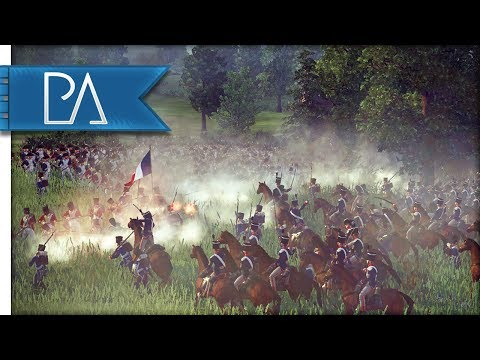 BATTLE OF THE BOLD - Napoleon Total War Gameplay