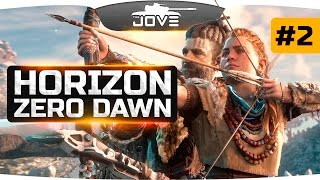 Инициация и Месть ● Horizon: Zero Dawn #2.