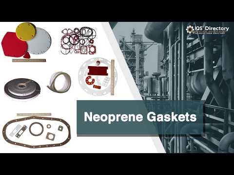 Neoprene Gasket Manufacturers | Neoprene Gasket Suppliers