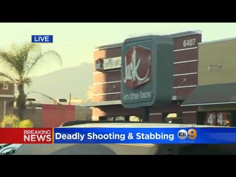 1 Dead, 3 Injured In Hollywood Stabbing, Officer-Involved Shooting