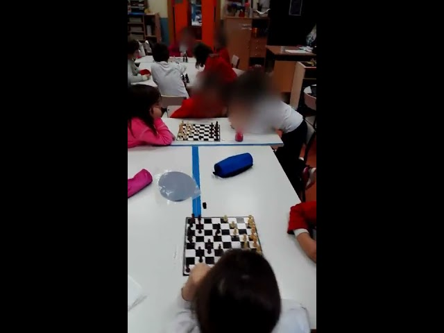 Cómo enseñar Ajedrez a niños sin tocar las piezas