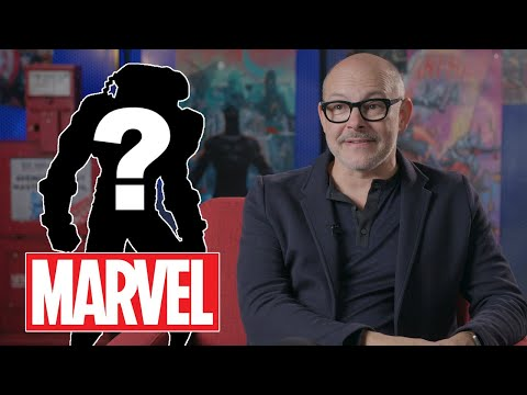 Can Rob Corddry Guess That Marvel Character?!