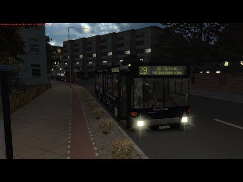 Lets Play Omsi 2 mit Busbetrieb Simulator Singleplayer
