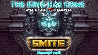 Smite: The King has Come- Ravana PTS Rework Gameplay