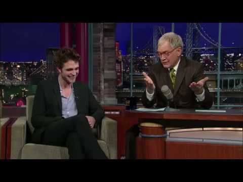 Robert Pattinson Is Asked