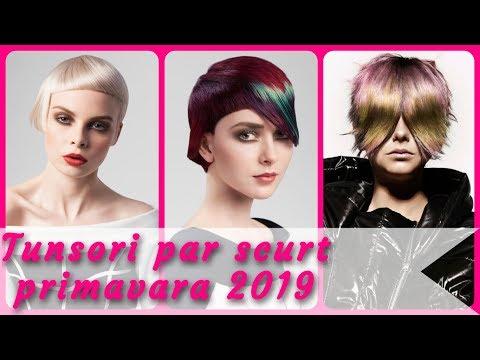 Tunsori 2018 Femei Par Scurt