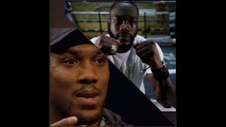"""ANTHONY JOSHUA TO DEONTAY WILDER """"WHY DIDNT YOU SAY YOU FIGHT ME BEFORE THE ANDY RUIZ FIGHT?"""""""