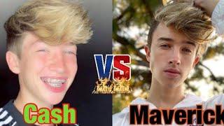 Cash And Maverick TikToks!!!