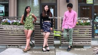 Fashion Fridays: What to Wear to a Cafe Thumbnail