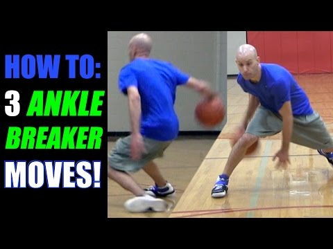 BASKETBALL ANKLE BREAKERS! Crossover Moves To Break Ankles | Get Handles Basketball