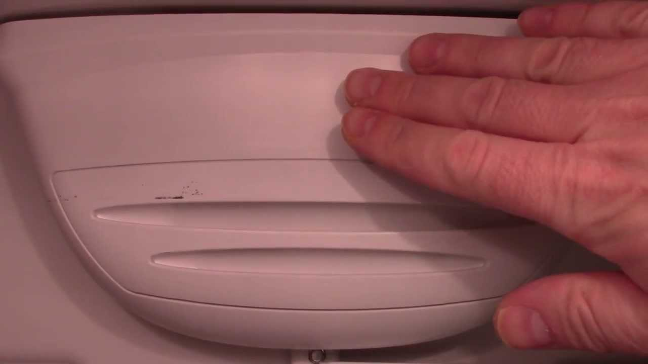 How To Fix A Warm Fridge Cold Freezer Youtube