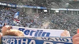 Nur nach Hause gehen wir nicht - Hertha BSC