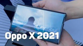 Oppo X 2021 - Đây mới là đỉnh cao smartphone tương lai!