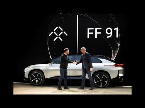 Faraday Future is on track in Las Vegas, officials say