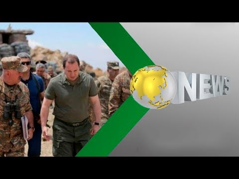 Министр обороны Тоноян : в Армении увеличивается число уклонистов