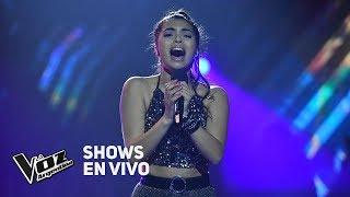 Live Shows #TeamAxel: Amorina canta Me vas a extrañar de Damas Gratis - La Voz Argentina 2018 YouTube Videos