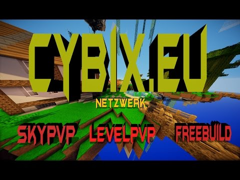 CybiX.eu Server-Vorstellung