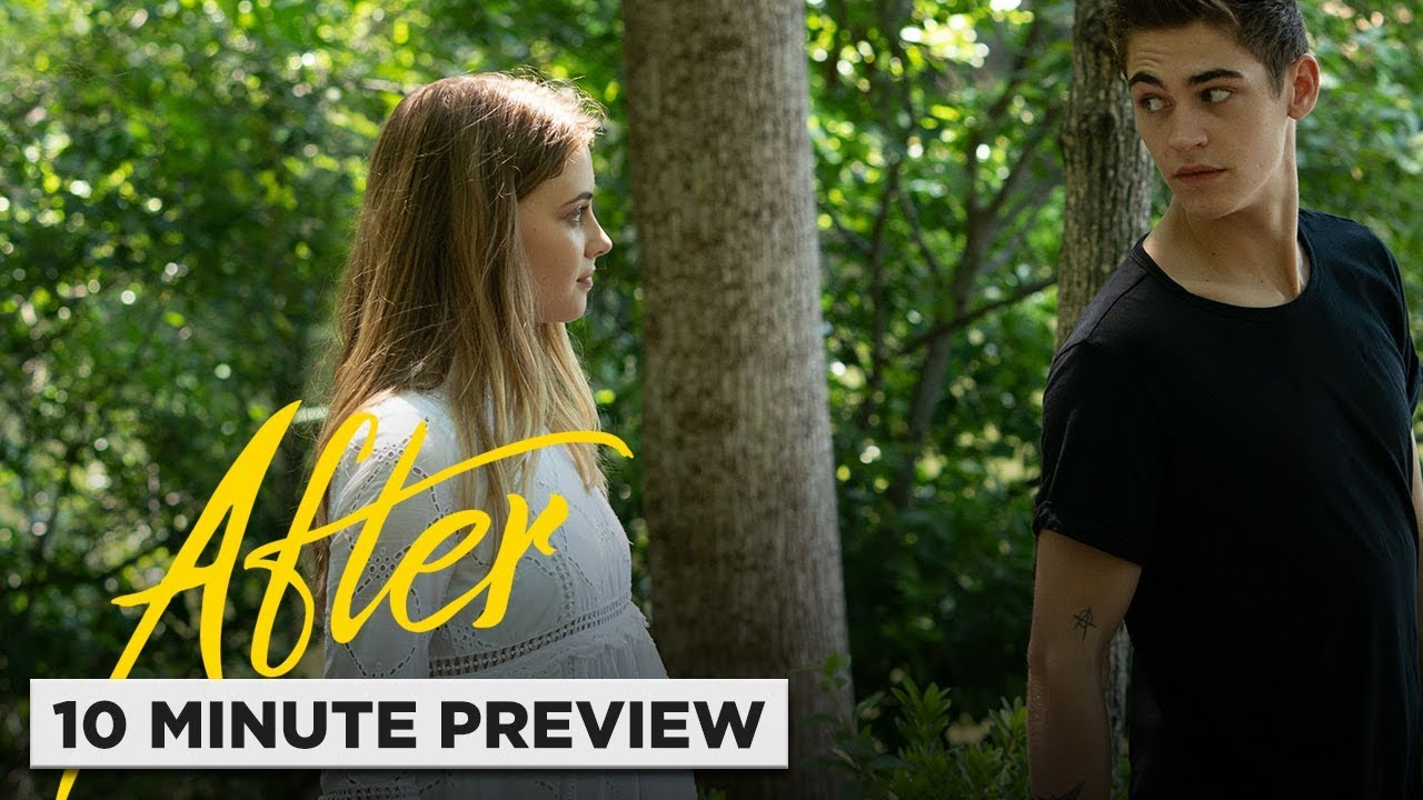 Download After | 10 Minute Preview | Film Clip | Own it Now on Blu-ray, DVD & Digital
