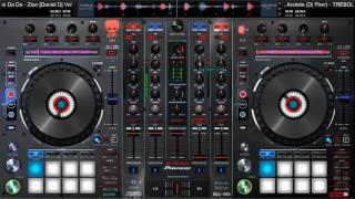 Mix Reggaeton Clasico Antiguo K Silva Virtual Dj 8 DDJ SX2