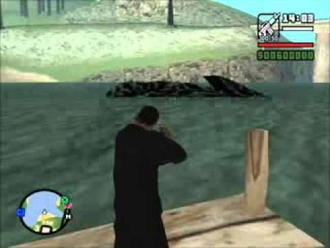 El Monstruo Del Lago Ones Gta Sa