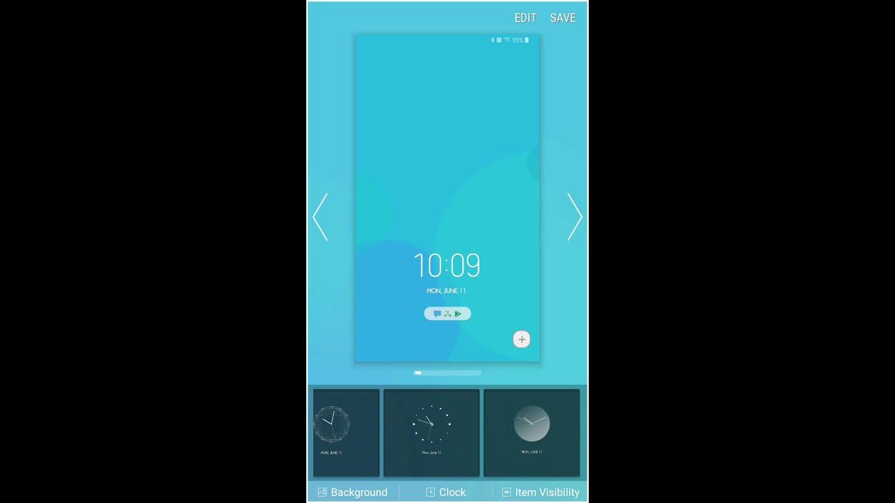 Samsung - QuickStar/TaskChanger/LockStar/Pie