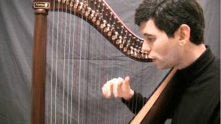 Your first harp lesson - review