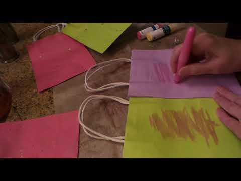 Craft Fair Idea Diy: Making Cute Bags + Coupon Code for subbies!!