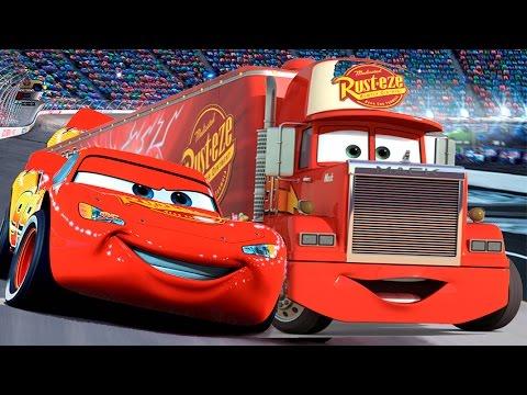 Cars Games Mcqueen Race
