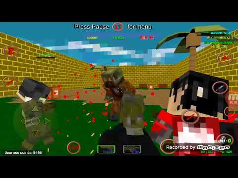 Block combat spelen en met Sydney gamer gaan werken een nieuwe account maken