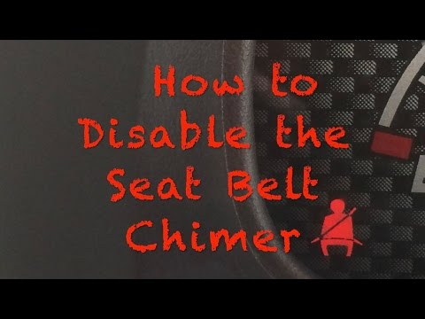 2003 Ford Explorer Sport >> How to Disable the Annoying Seat Belt Chime (Explorer ...