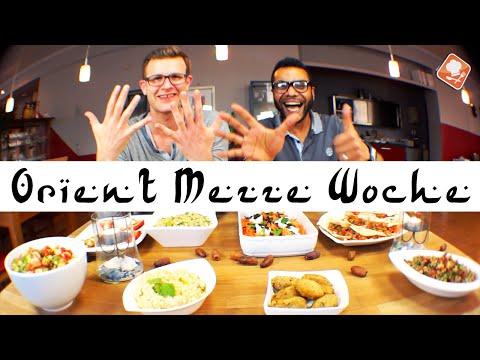 Orient Woche #1   FOOD HAUL   Kochen Online