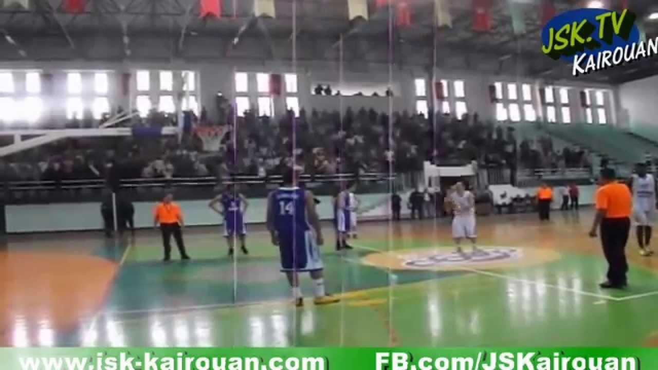 Basketball 1 2 Finale Coupe De Tunisie Jsk 69 Vs 53 Ezs Jsk