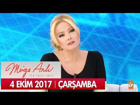 Müge Anlı ile Tatlı Sert 4 Ekim 2017 - Tek Parça