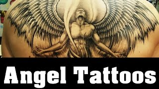 Video Angels Tattoos Design Idea download MP3, 3GP, MP4, WEBM, AVI, FLV Agustus 2018