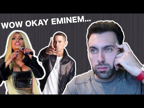 Nicki Minaj- Majesty Feat. Eminem &...