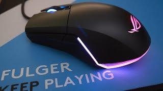 Asus ROG Pugio gaming mouse - PRIMA IMPRESIE