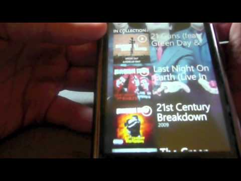 Windows Phone 7 Mobile Operating System Overview/Review