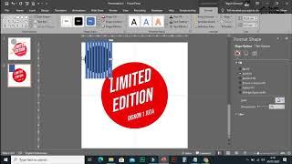 Cara Membuat Ornamen dengan Shape di PowerPoint
