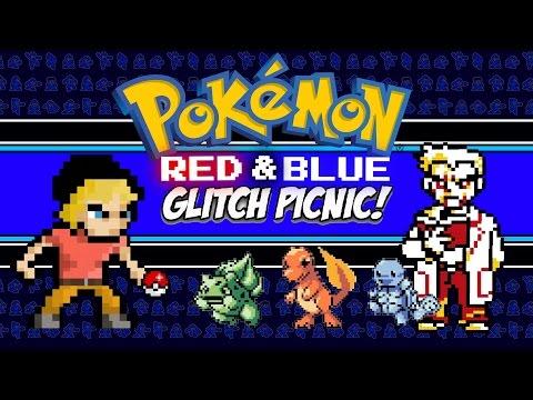 Pokemon Red & Blue Glitch Picnic! | Pokemon Gen 1 Glitches (GB/ 3DS) | MikeyTaylorGaming
