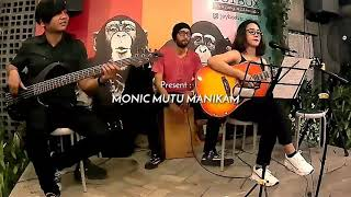 Coboy Junior - Kamu - Acoustic Live Cover By Monic Mutu Manikam