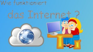 Wie funktioniert das Internet? Kindgerecht erklärt