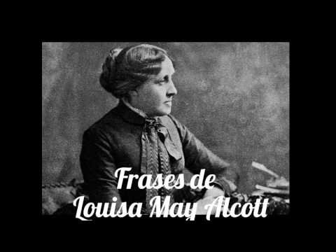 Frases De Louisa May Alcott Youtube